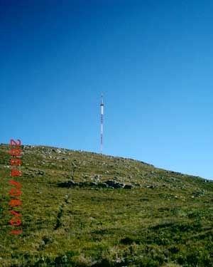 HAARP tower