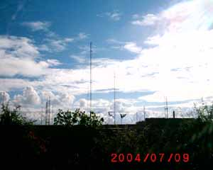Major HAARP installation orgone gifted