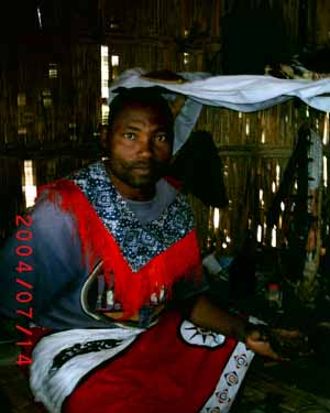 Alexander the traditional healer