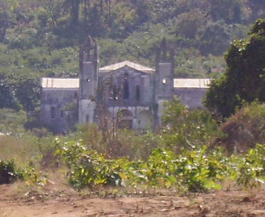 Orgone energy gifting Malawi: Cathedral in the bush