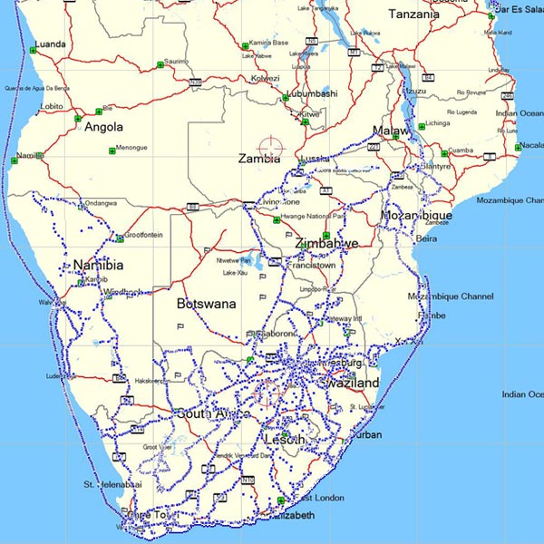orgonite distributed all over Southern Africa