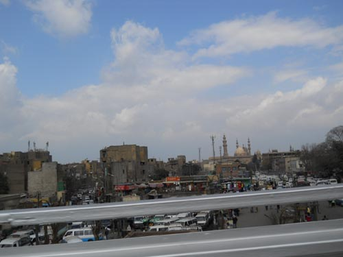 Cellphone towers gifted in Cairo