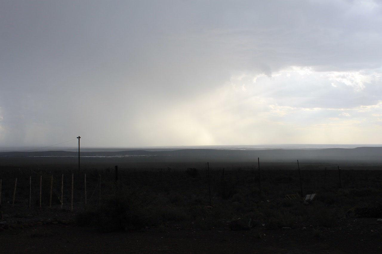 Rain in the Karoo