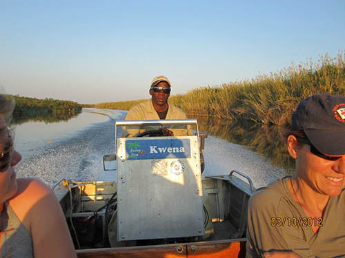 Orgone gifting Okavango delta western panhandle