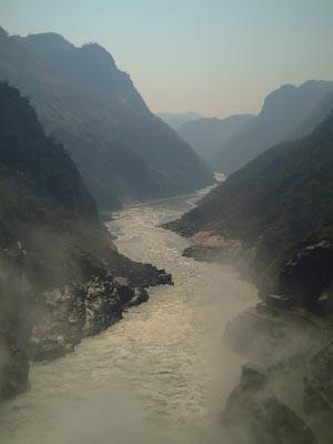 The Zambezi below Cahora Bassa