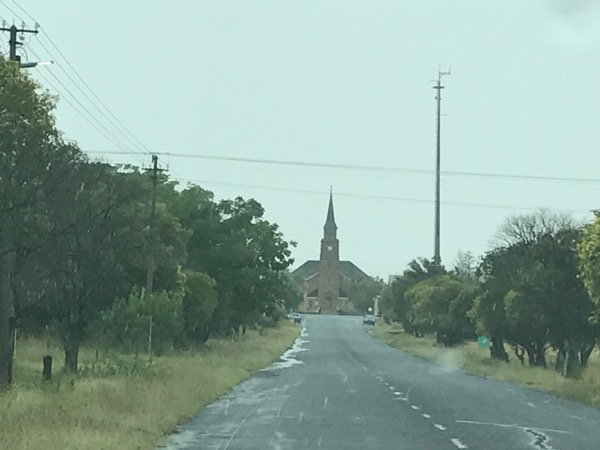 Church in Excelsior orgonite gifted