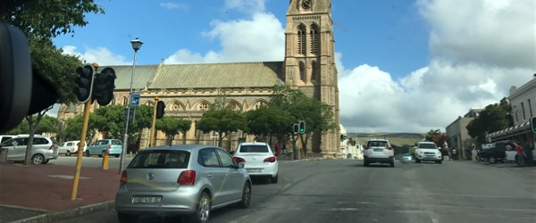 Grahamstown Church