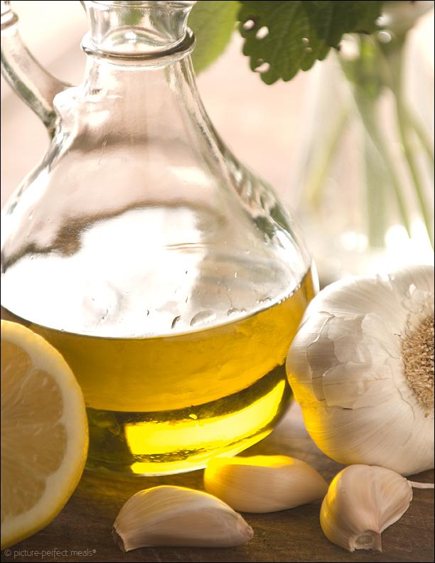 Tine van der Maas famous lemon garlic olive oil cure for AIDS