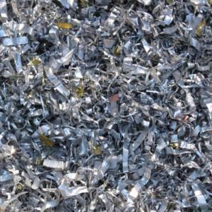 1l aluminium filings